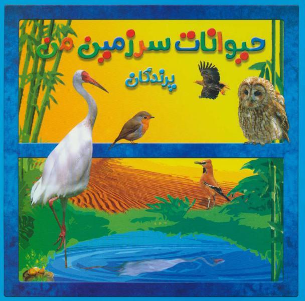 حیوانات سرزمین من (پرندگان)،