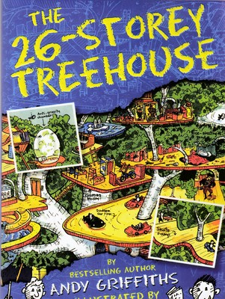 اورجینال خانه درختی 26 The 26 storey treehouse