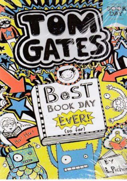 اورجینال تام گیتس18 بهترین کتاب برای همیشه Best book day ever