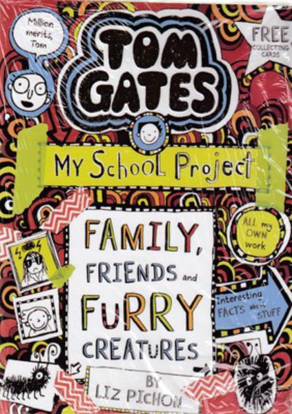 اورجینال تام گیتس12 خانواده دوستان وموجودات پشمالو Family friends&furry creature