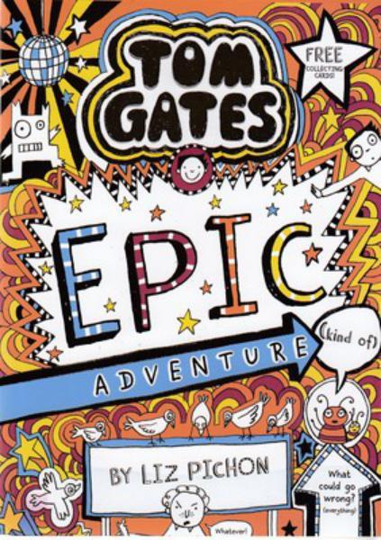 اورجینال تام گیتس13 ماجراهای تماشایی Epic adventure